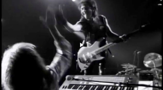 Bon Jovi/Slippery When Wet(1986)